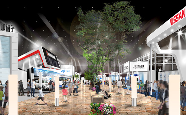 Smart Mobility City 2015 Tokyo Motor Show Web Site