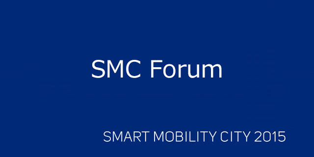 The content for the SMC forum has been decided
